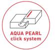 Aqua pearl Click system